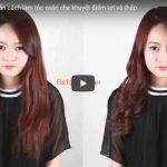 4 kiểu tóc Đẹp Nhất cho người Mũi to, mũi thấp, MŨI TẸT ?