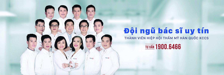 Đội ngũ bác sĩ chyên môn cao