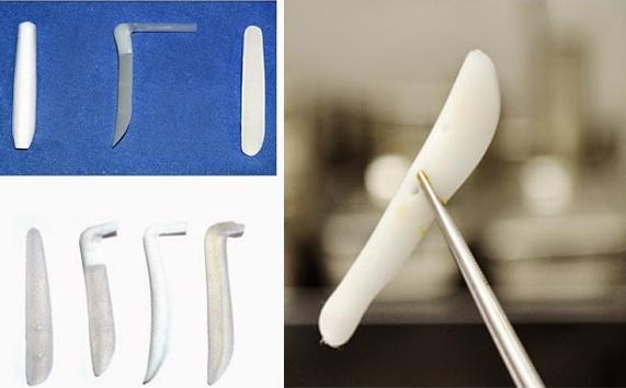 Chất liệu sửa mũi an toàn, không dị ứng, không biến chứng